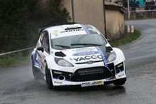 WRC2 - Julien Maurin double champion de France